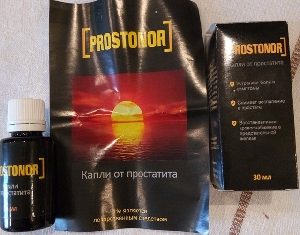 prostonor капли от простатита: инструкция по применению средства
