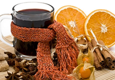 Вино теплое от кашля: полезные свойства и популярные рецепты