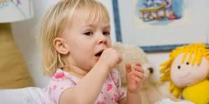 Может ли быть кашель при ветрянке у ребенка и как его лечить