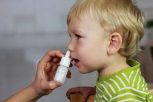 Хлорофиллипт при насморке у детей: в каком виде можно применять