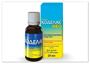 Коделак с чабрецом: от какого кашля применяется этот препарат