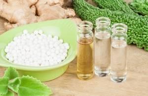 Гомеопатия при простатите: общие принципы лечения и препараты