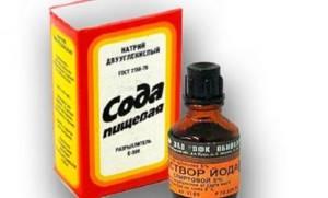 Лечение простатита пищевой содой